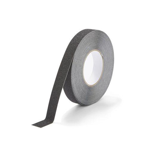 GripFactory Antislip Standaard Tape - rol 25 mm zwart - 3000004-BK