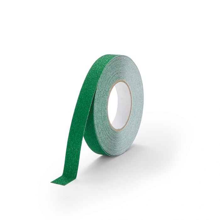 GripFactory Antislip Standaard Tape - rol 25 mm groen - 3000004-GR