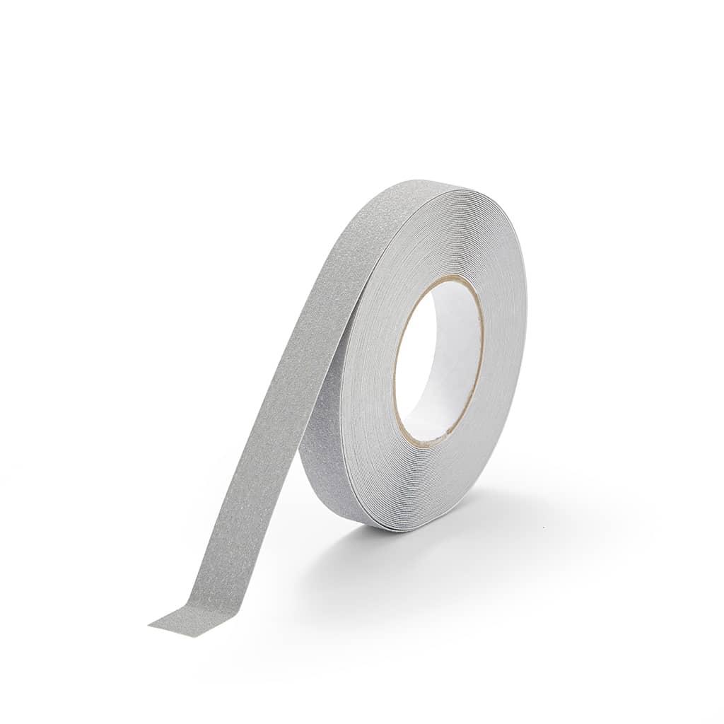 GripFactory Antislip Standaard Tape - rol 25 mm grijs - 3000004-GY