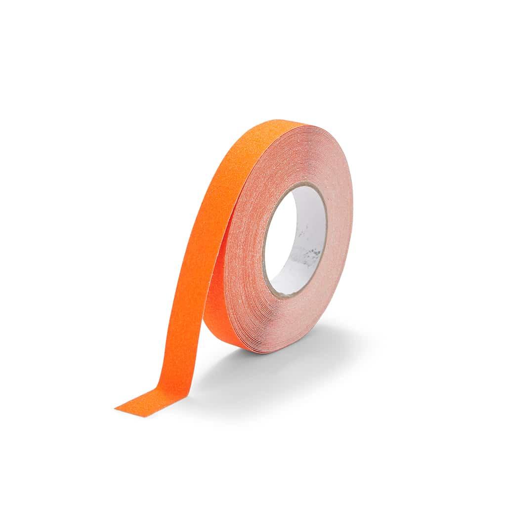 GripFactory Antislip Standaard Tape - rol 25 mm oranje - 3000004-OR