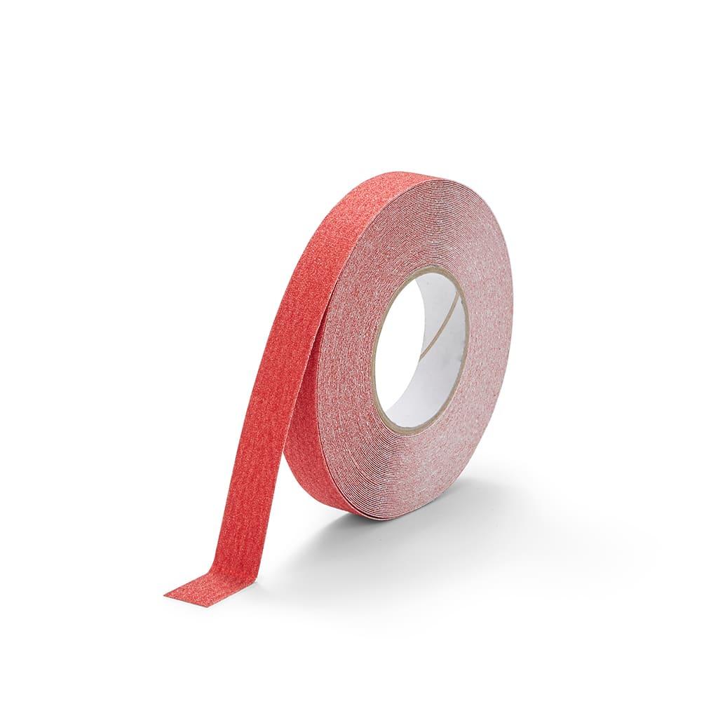 GripFactory Antislip Standaard Tape - rol 25 mm rood - 3000004-RE