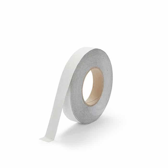 GripFactory Antislip Standaard Tape - rol 25 mm wit - 3000004-WH