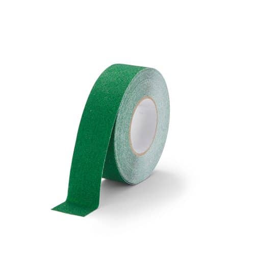 GripFactory Antislip Standaard Tape - rol 50 mm groen - 3000005-GR