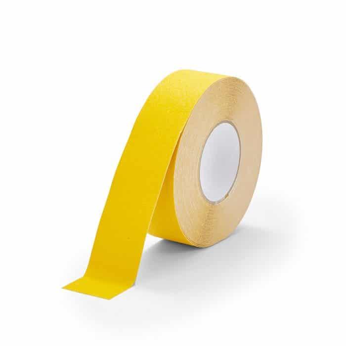 GripFactory Antislip Standaard Tape - rol 50 mm geel - 3000005-YE
