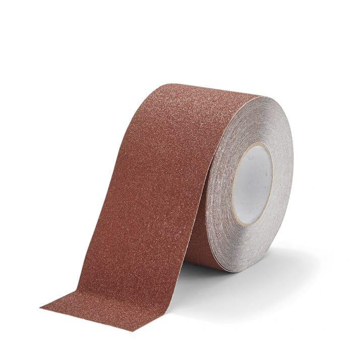 GripFactory Antislip Standaard Tape - rol 100 mm bruin - 3000006-BR