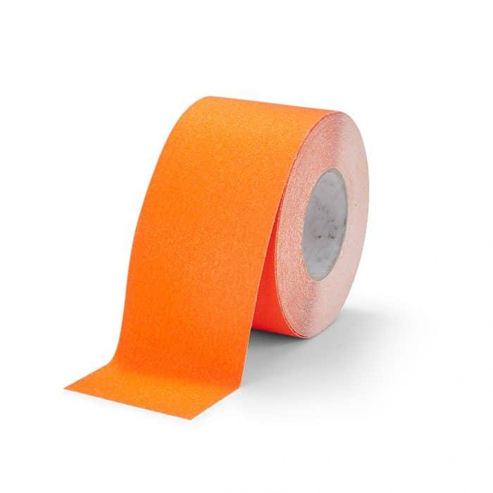 GripFactory Antislip Standaard Tape - rol 100 mm oranje - 3000006-OR