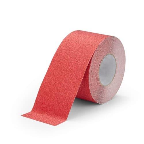 GripFactory Antislip Standaard Tape - rol 100 mm rood - 3000006-RE