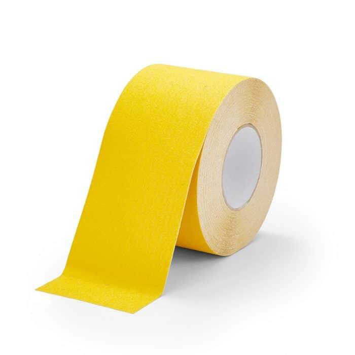 GripFactory Antislip Standaard Tape - rol 100 mm geel - 3000006-YE