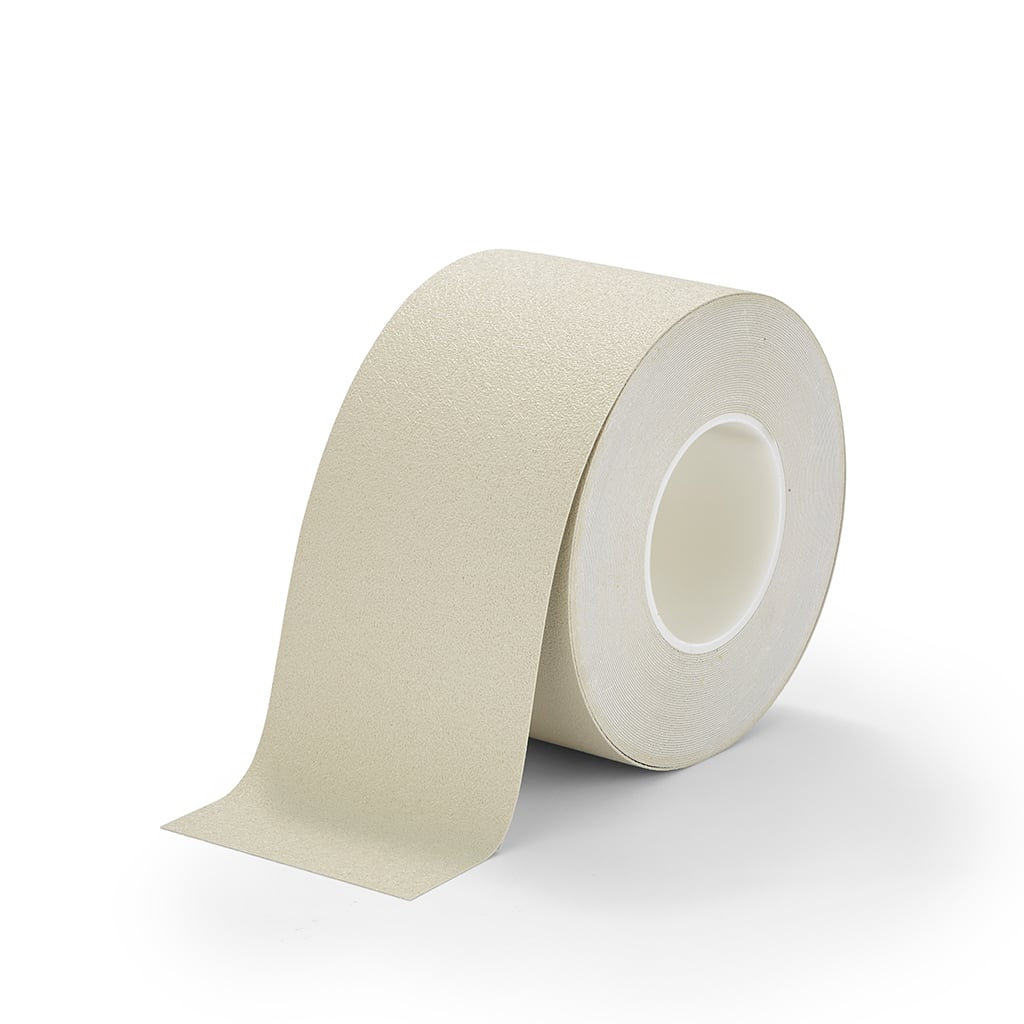 GripFactory Antislip Tape Aqua - rol 100 mm beige