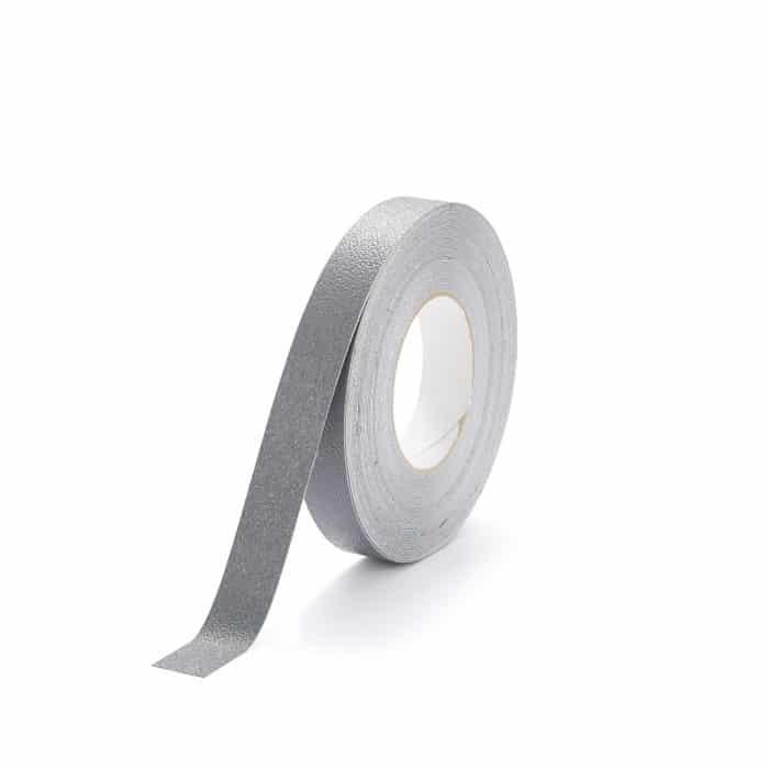 GripFactory Antislip Tape Aqua - rol 25 mm grijs