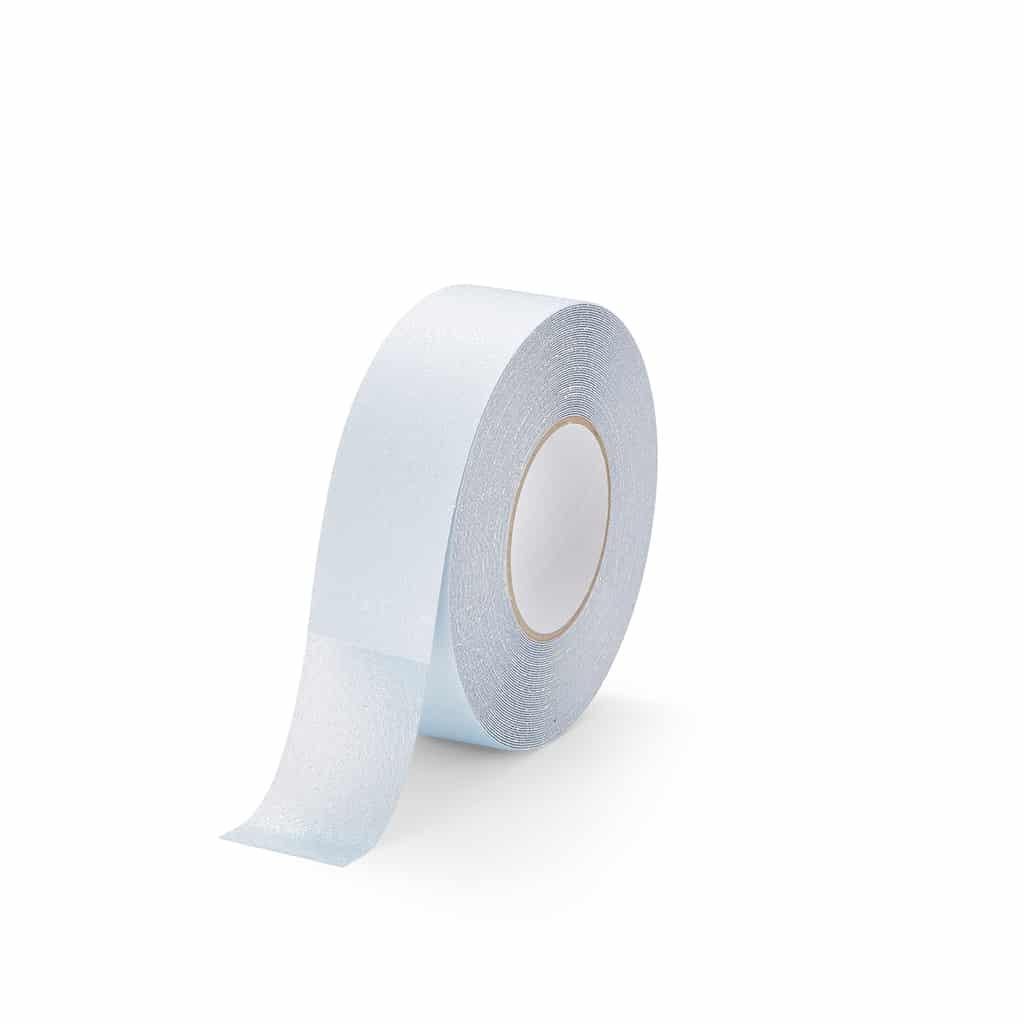 GripFactory Antislip Tape Aqua - rol 50 mm transparant