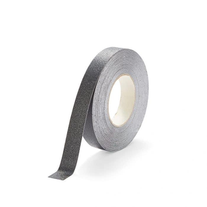 GripFactory Antislip Tape Aqua - rol 25 mm zwart