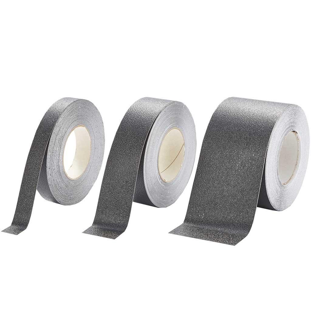 GripFactory Antislip Tape Aqua - rol 25/50/100 mm zwart