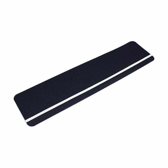 GripFactory Antislip Glow in the Dark Tape - strook met strip 150 x 610 mm