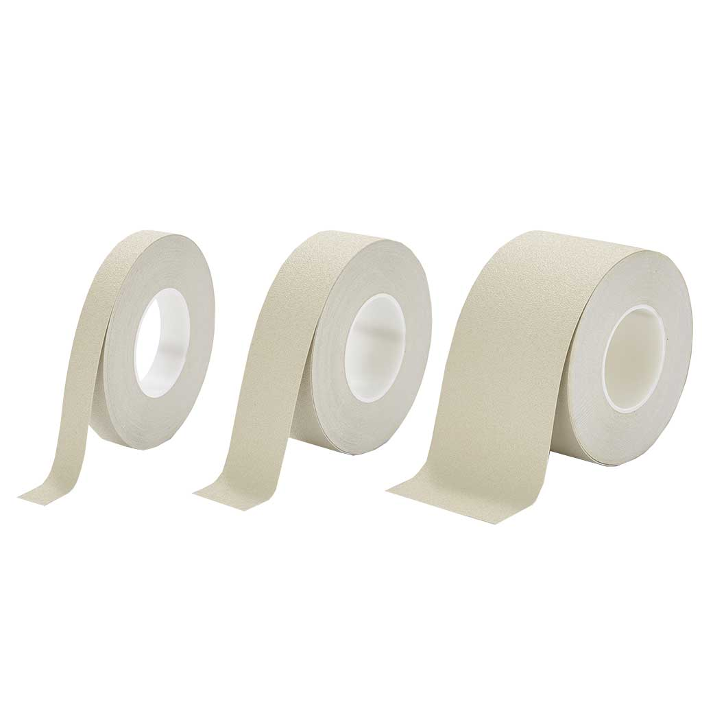 GripFactory Antislip Tape Aqua - rol 25/50/100 mm beige